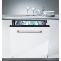 CANDY - lave-vaisselle 60cm 13c 47db a++ tout intégrable - cdi2ds3647