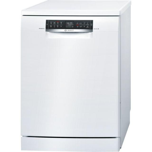 Bosch Lave-vaisselle - SMS68TW16E - Blanc