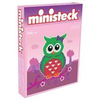 Ministeck - Minist. Hiboux 3-FOIS TriÉS Z.PAR Exemple 32480, Creativ Gmbh