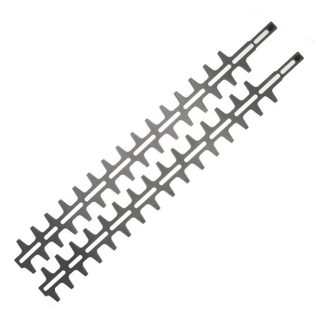 Jeu de lames coupe 60 cm adaptable taille haies Stihl HS45