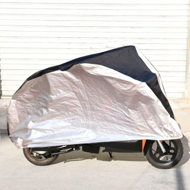 v/élo de route Housse de protection imperm/éable pour moto la pluie les rayons UV moto v/élo pour v/élo de montagne scooter protection contre la poussi/ère