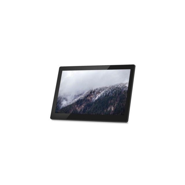 Auto-hightech tablette avec support, 10.1 pouces, 1Go+8Go, Android 4.4 Quad Core 1.6GHz, prise en charge de l'OTG & Bluetooth & WiFi,p