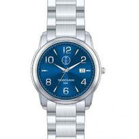 Trendyclassic - Montre Homme Trendy Classic modèle Lodestar Bleue et Argentée - Cm1008-05D