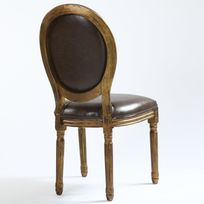 Chaises medaillon achat chaises medaillon pas cher for Solde chaise medaillon