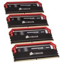 Corsair Gaming - Mémoire Corsair Dominator Platinum Rog Edition, Ddr4-3200, Cl16 - 32 Gb