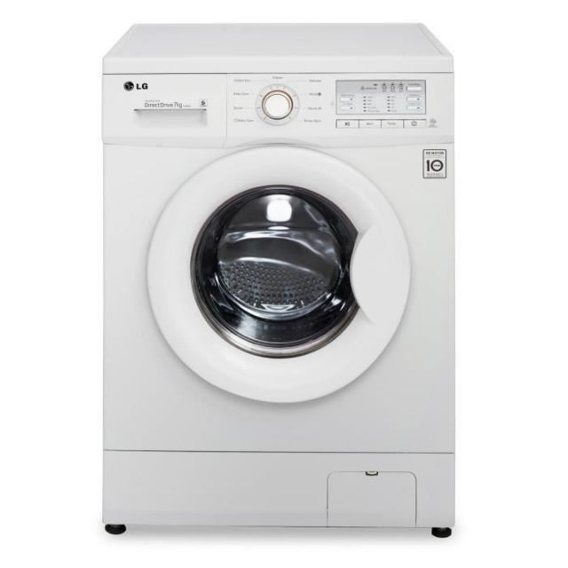 LG - F70500WH Lave linge