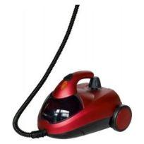 Nettoyeur Vapeur 1500W Haute Pression 4,5 Bar- Rouge -multifonction- Complet avec de nombreux accessoires