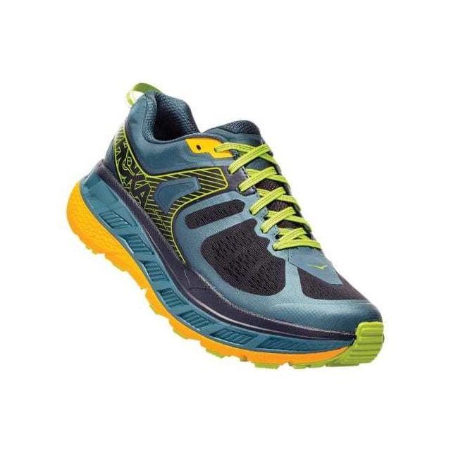 Hoka One One Chaussures Stinson Atr 5 bleu grisâtre vert