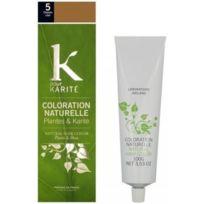 K pour Karité - Coloration Naturelle Chatain Clair N°5 - Plantes & Karité