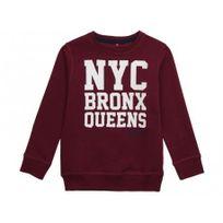 Camps - Bronx Queens Bor - Sweat Garçon