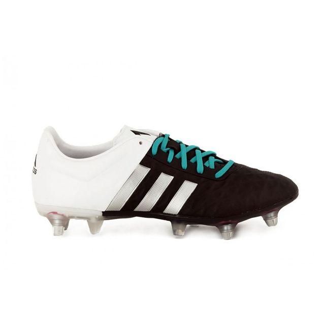sale retailer 5c113 5dd53 Adidas - Ace 152 Sg Leather - pas cher Achat  Vente Chaussures foot -  RueDuCommerce