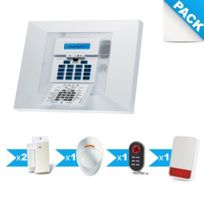 VISONIC - PowerMax Pro - Alarme maison agrée assurances NF&a2p Kit 2