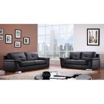 canape assise haute achat canape assise haute pas cher rue du commerce. Black Bedroom Furniture Sets. Home Design Ideas