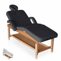 Bodyline - Healt And Massage - Table de massage en bois fixe réglable m
