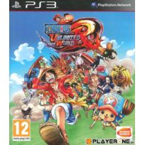 Sony - One Piece Unlimited World Red