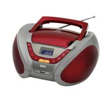 Aeg - Radio stereo avec lecteur Cd/MP3