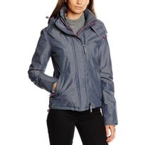 Superdry - Pop Zip Hood Arctic Windcheater Blouson