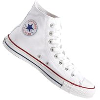 Basket - All Star Hi Montante - Classic Chuck Taylor - Optical White Blanc