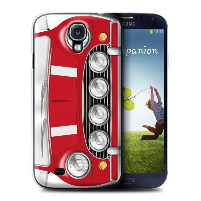 Stuff4 - Coque de / Coque/Etui/Housse pour Samsung Galaxy S4/SIV ...