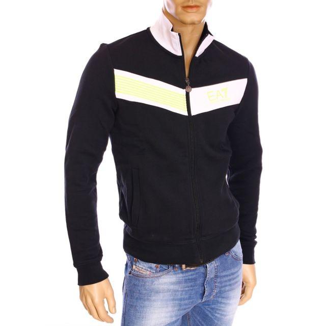 Armani - Ea7 homme - Sweatshirt Ea7 274134 5A259 - pas cher Achat ... aa87cf96b899