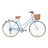 Reid - Vélo Vintage Lite bleu femme