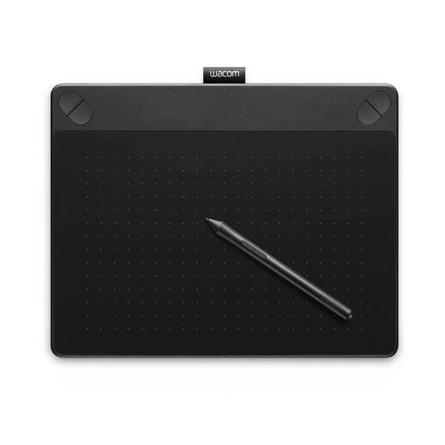 WACOM - Intuos Photo Black Pen & Touch Small