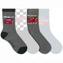 Arbo - 2 Paires de chaussettes Cars taille 19-22