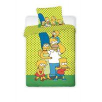The Simpsons - Parure de lit The Simpson Family