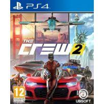 UBISOFT - The Crew 2 - PS4