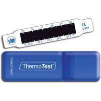 ThermoTest - Indicateur frontal de température à cristaux liquides