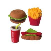 Nodshop - Gommes Fast Food