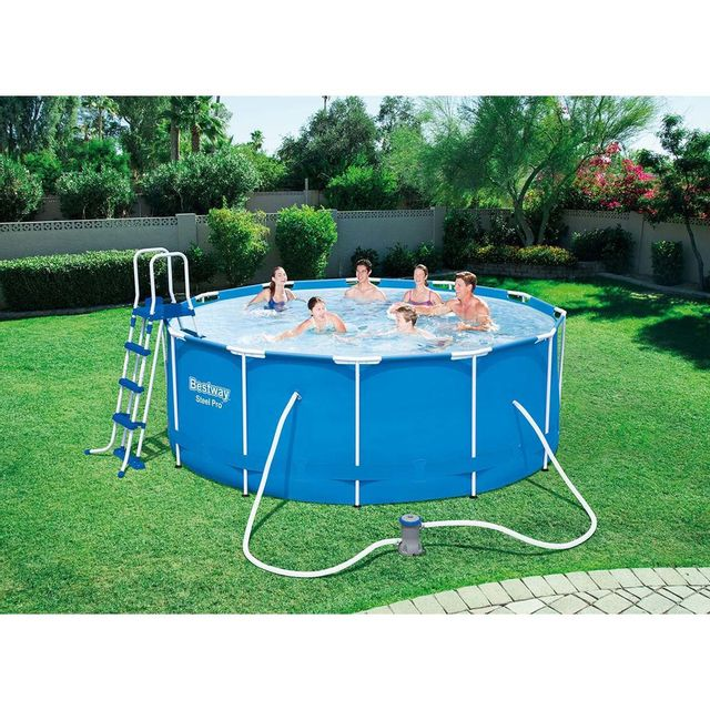 bestway piscine tubulaire pro x m pas cher achat vente piscine tubulaire. Black Bedroom Furniture Sets. Home Design Ideas