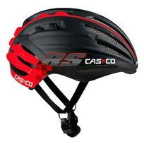 Casco - Casque Speedairo Rs noir rouge sans visière