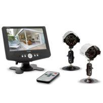 EXTEL - Vidéosurveillance filaire 2 caméras - O'FIL