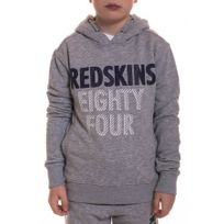 Redskins - Junior Pull/Sweatshirt Lucas gris chine