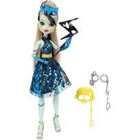 Mattel - Poupée Monster High : Séance Photo : Frankie