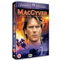 Paramount Home Entertainment - Macgyver - Series 7 - Complete IMPORT Anglais, IMPORT Coffret De 4 Dvd - Edition simple