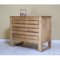 buffet 100 cm achat buffet 100 cm pas cher rue du commerce. Black Bedroom Furniture Sets. Home Design Ideas