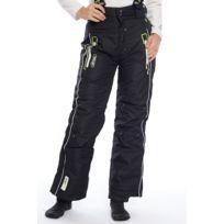 Anapurna - Pantalon De Ski Valery Noir Et Anis