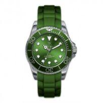 Lola Carra - Montres Vert Femme - Lc101/7
