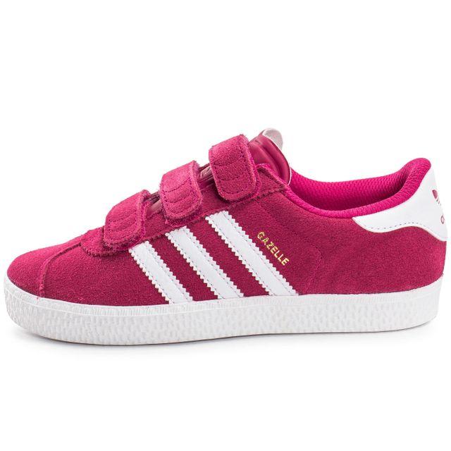 adidas gazelle mixte rose