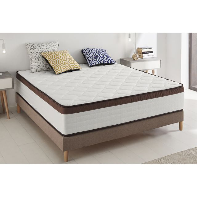 Moonia Matelas Royal Multicare - 80X180, 30Cm, Ergonomique / relaxation