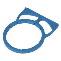 Ribimex - Clé plastique pour filtre 2 pièces