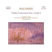 Naxos - Concertos pour violon Nos 3 & 4
