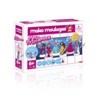 DUJARDIN - MAKO MOULAGES - Mes Princesses - 6 moules - 39017