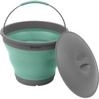 Outwell - Collaps - Bidon - with Lid gris/turquoise