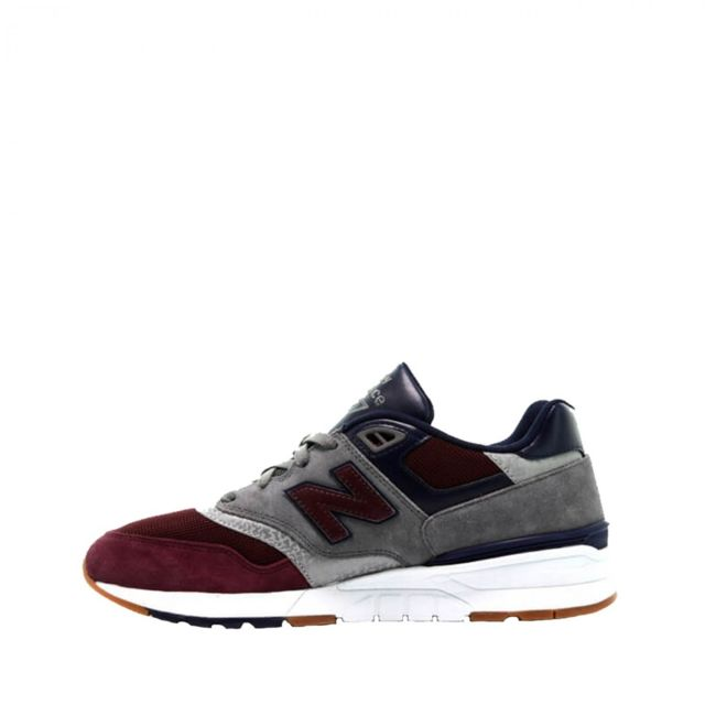 new balance 597 homme rouge