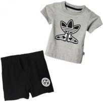 8f6968627cfa Adidas originals - Ensemble de survêtement Adidas Original I Soccer Shoest  Bébé - Aj0235