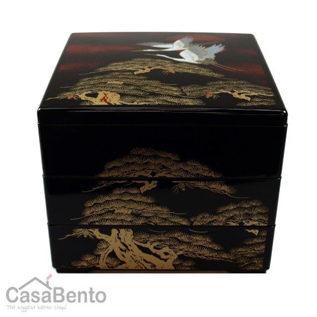 Casabento Boîte à Bento Jyubako Grues