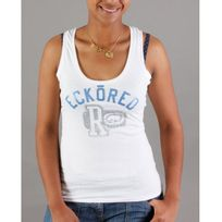 Ecko - Top Red Heritage Tank blanc